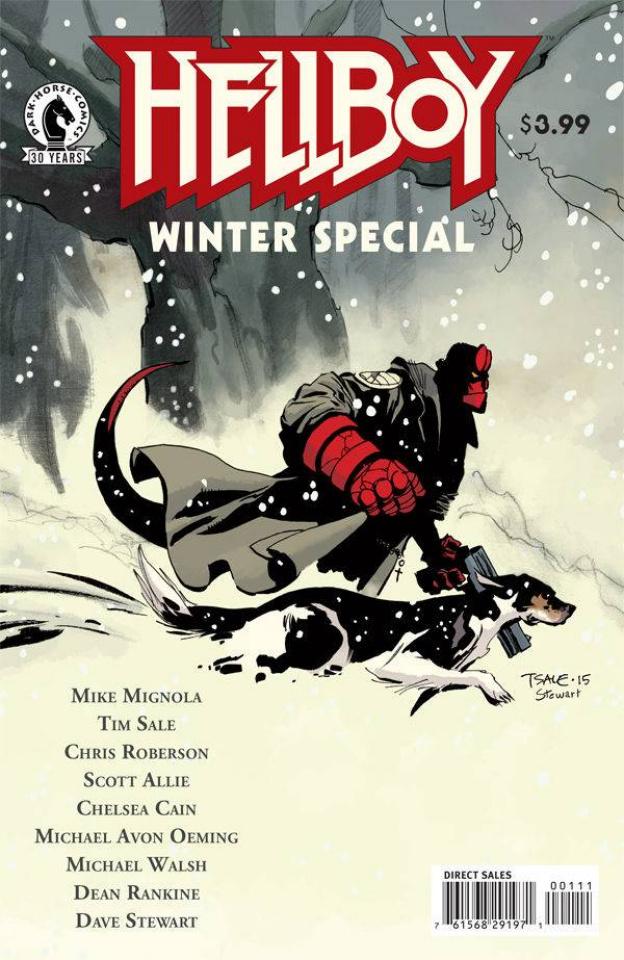 Hellboy Winter Special 2016