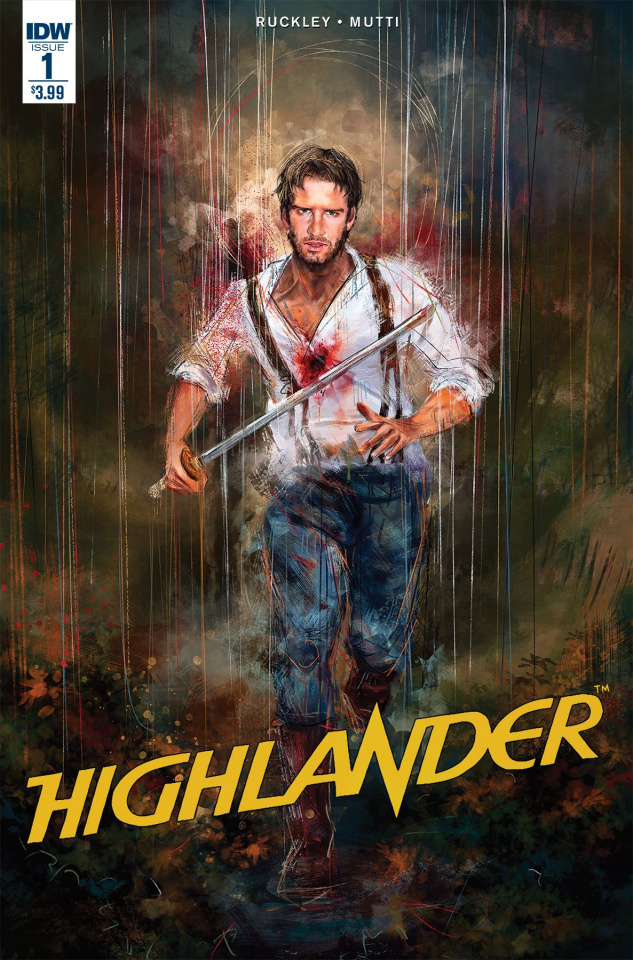 Highlander: The American Dream #1