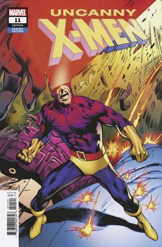Uncanny X-Men #11 (Davis Character Cover)