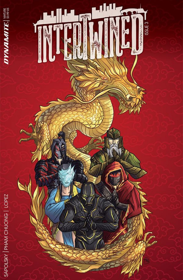 Intertwined #3 (Chuong Cover)