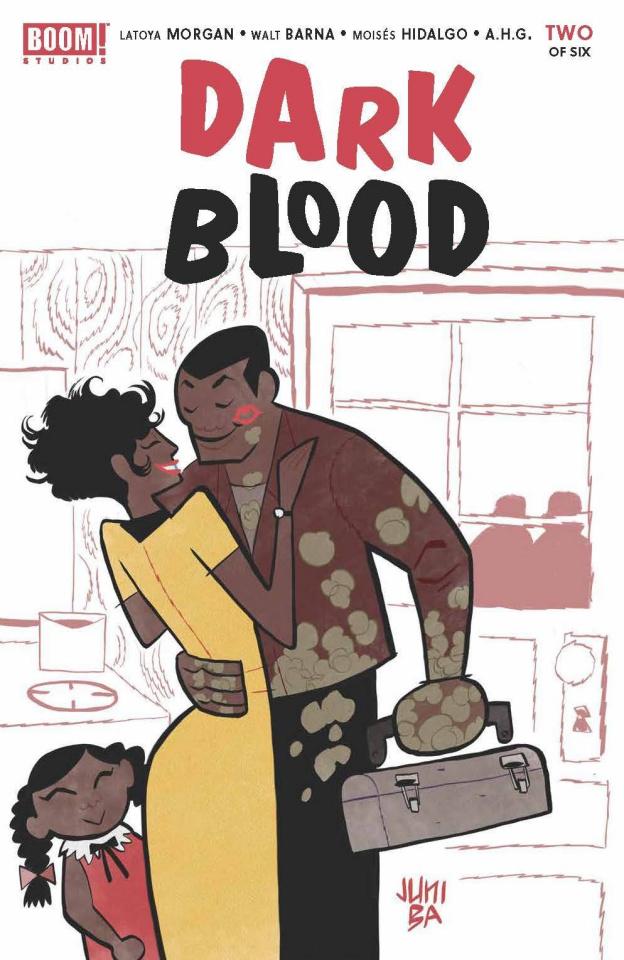 Dark Blood #2 (Ba Cover)