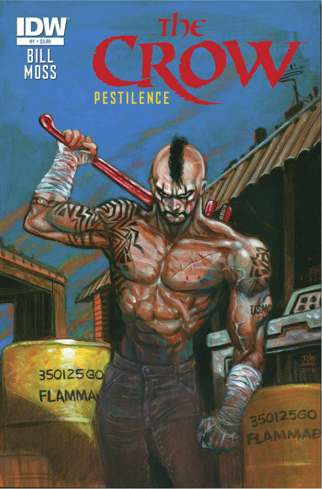 The Crow: Pestilence #1