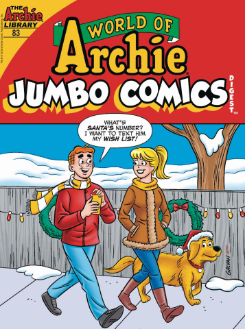 World of Archie Jumbo Comics Digest #83