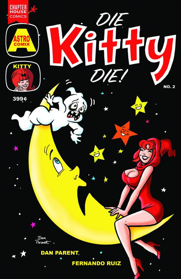 Die Kitty Die #2 (Parent Cover)
