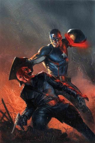 Captain America: Steve Rogers #15