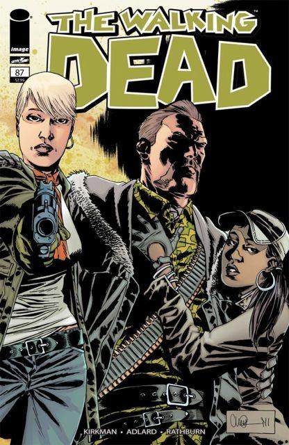 The Walking Dead #87