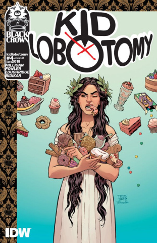 Kid Lobotomy #4 (10 Copy Cover)