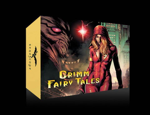 Grimm Box Set