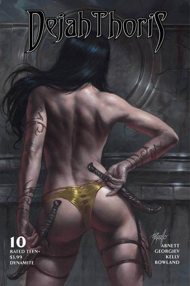 Dejah Thoris #10 (Parrillo Cover)