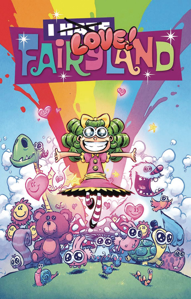 I Hate Fairyland #15 (Young Cover)