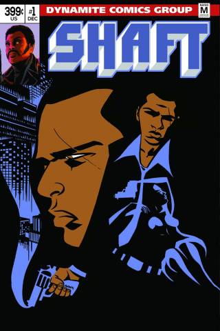 Shaft #1 (Oeming Cover)