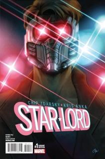 Star-Lord #1 (Zdarsky Cover)
