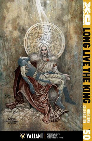 X-O Manowar #50 (5 Copy Doran Cover)
