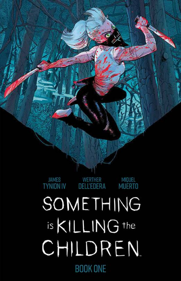 Something Is Killing the Children Book 1 (Deluxe Edition)