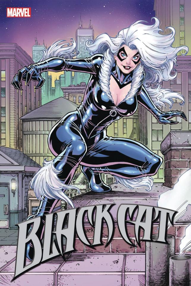 Black Cat Annual #1 (Nauck Cover)