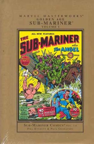 The Sub-Mariner Vol. 1 (Marvel Masterworks)