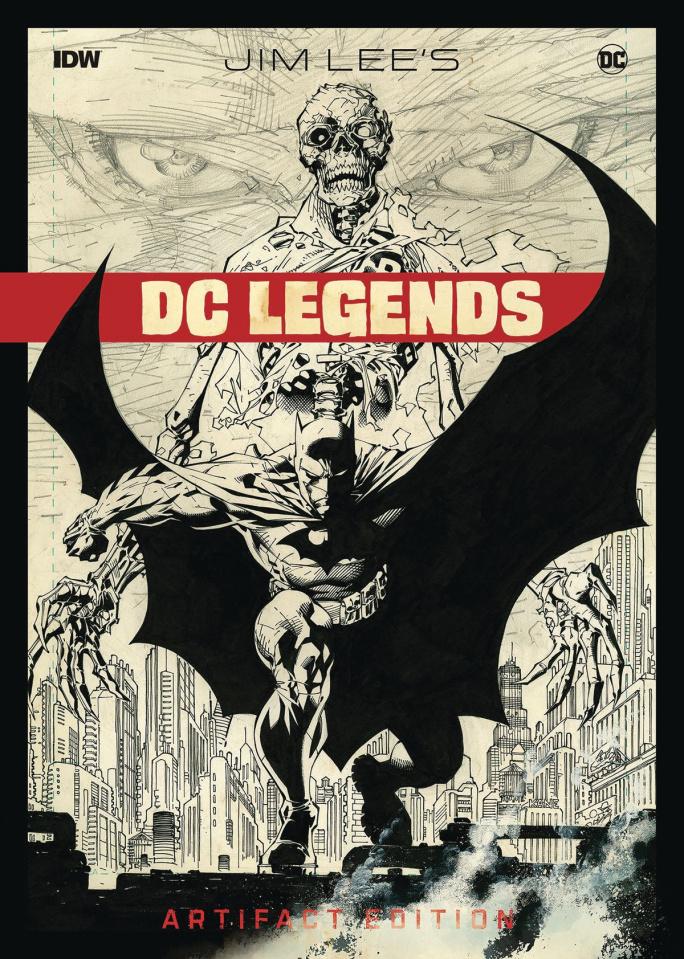 Jim Lee's DC Legends Artifact Edition
