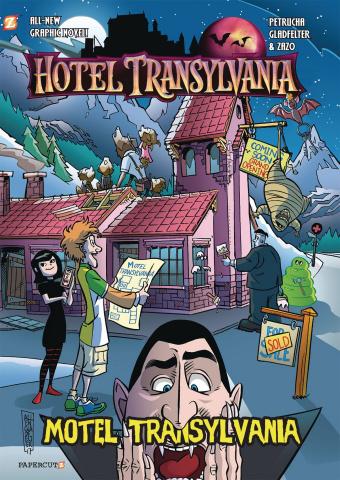 Hotel Transylvania Vol. 3: Motel Transylvania