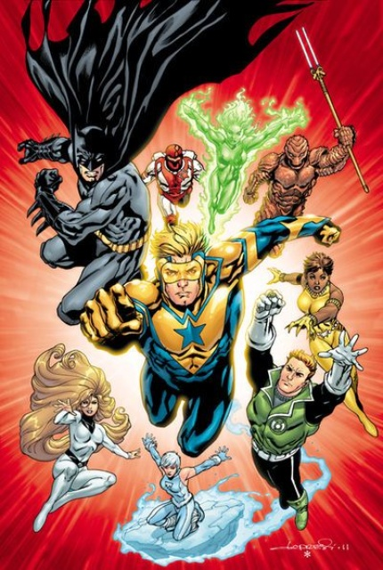 Justice League International #1 (2nd Printing)