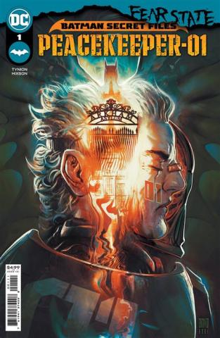 Batman: Secret Files - Peacekeeper-01 #1 (Rafael Sarmento Cover)