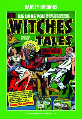 Harvey Horrors: Witches Tales Vol. 3