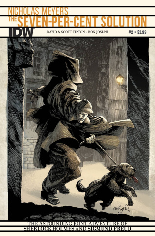 Sherlock Holmes: The Seven-Per-Cent Solution #2