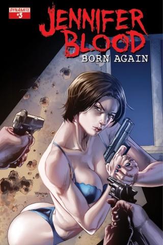 Jennifer Blood: Born Again #3