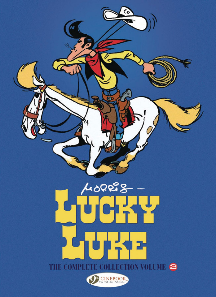 Lucky Luke: The Complete Collection Vol. 2
