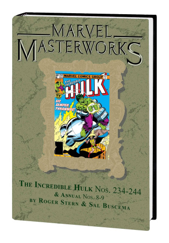 The Incredible Hulk Vol. 15 (Marvel Masterworks)