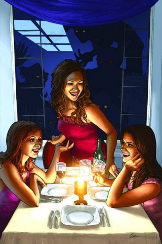 Charmed #7 (Esquejo Cover)