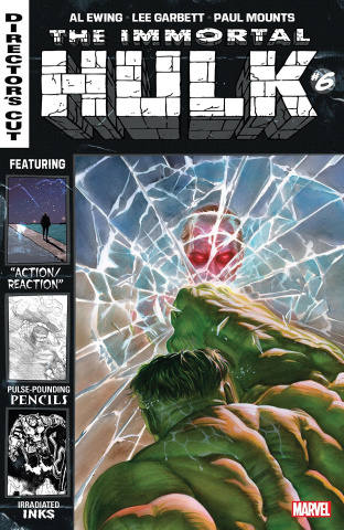 The Immortal Hulk #6 (Director's Cut)
