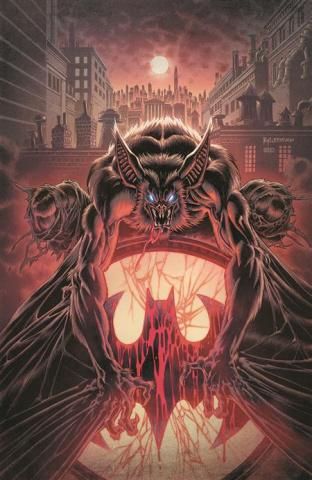 Man-Bat #1 (Kyle Hotz Cover)