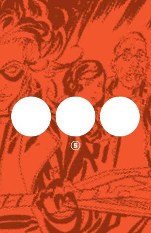 Crossover #5 (50 Copy Ellipsis Design Cover)