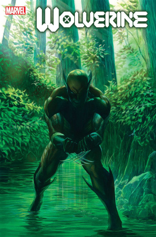 Wolverine #1 (Alex Ross Cover)
