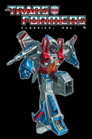 The Transformers Classics Vol. 4