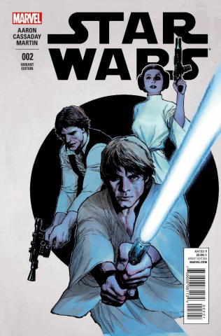 Star Wars #2 (Yu Cover)