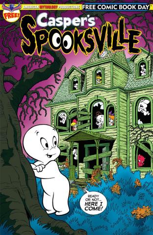 Casper's Spooksville (FCBD 2019)