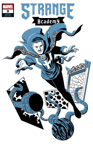 Strange Academy #9 (Michael Cho Doctor Strange Two-Tone Cover)