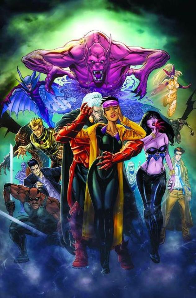 Vampires: Marvel Undead #1