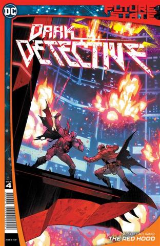 Future State: Dark Detective #4 (Dan Mora Cover)