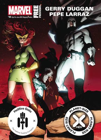 Marvel Previews #12: June 2021 Extras