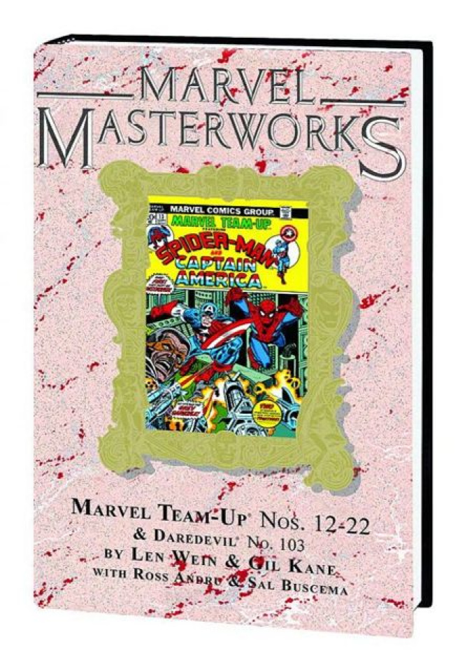 Marvel Team-Up (Marvel Masterworks)