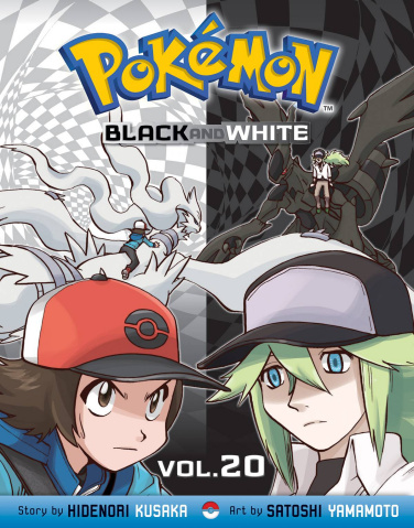 Pokemon: Black & White Vol. 20
