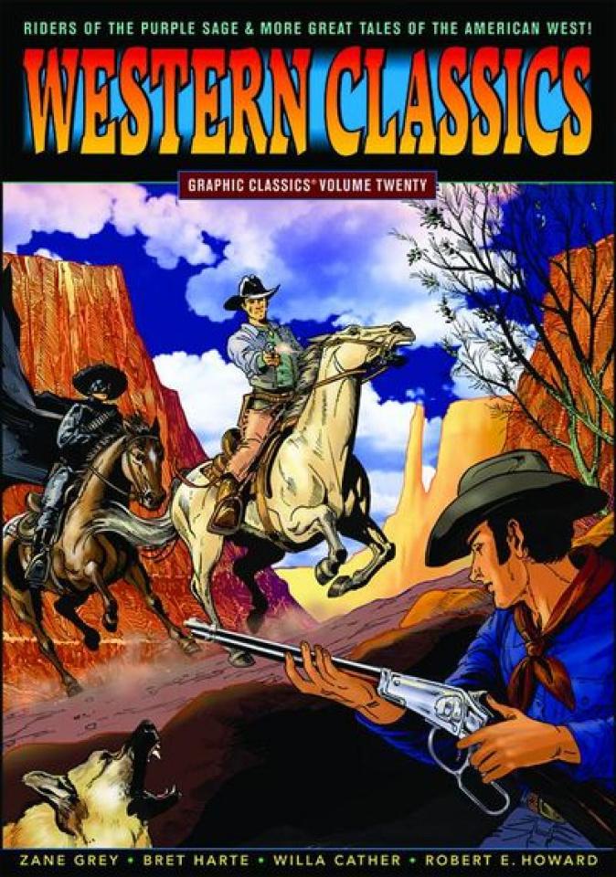 Graphic Classics Vol. 20: Western Classics