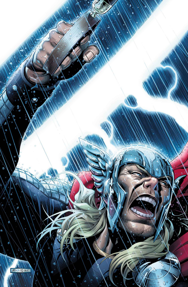 The Unworthy Thor #2 (Cheung Cover)