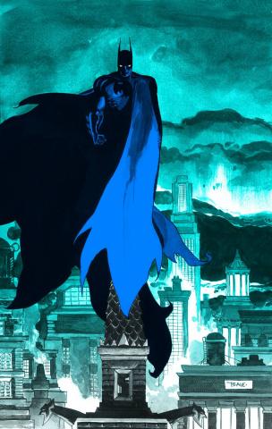Detective Comics #37 (Variant Cover)