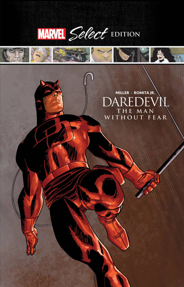 Daredevil: The Man Without Fear (Marvel Select)
