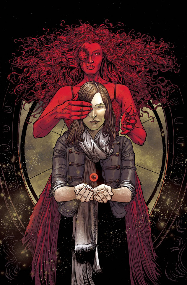 Red Mother #1 (Haun Cover)