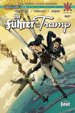 The Führer and the Tramp #4