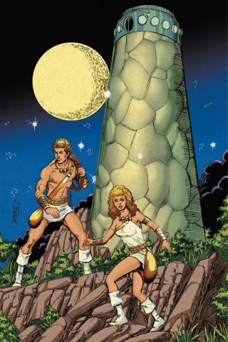 Swordquest #1 (50 Copy Perez Virgin Cover)